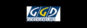 De studio en werkwijze zijn recentelijk goedgekeurd door de GGD.