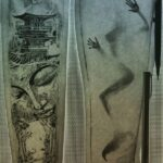 Sleeve 1 Inspirational Buddha Sleeve 2 Legendary SLEEUWITS TΔTOEΔGE & HUID VERBETERING