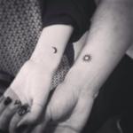 Small tattoo euro tatoeage deal SLEEUWITS TΔTOEΔGE & HUID VERBETERING